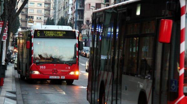 Valorar el servei Calidad y puntualidad del transporte público en Tarragona