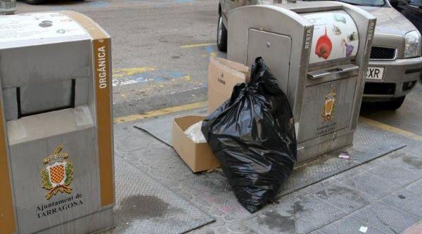 Valorar el servei La recogida de basuras en Tarragona