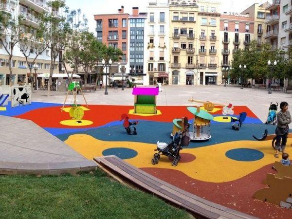 Valorar el servei Estado y cantidad de espacios verdes y parques infantiles en Tarragona