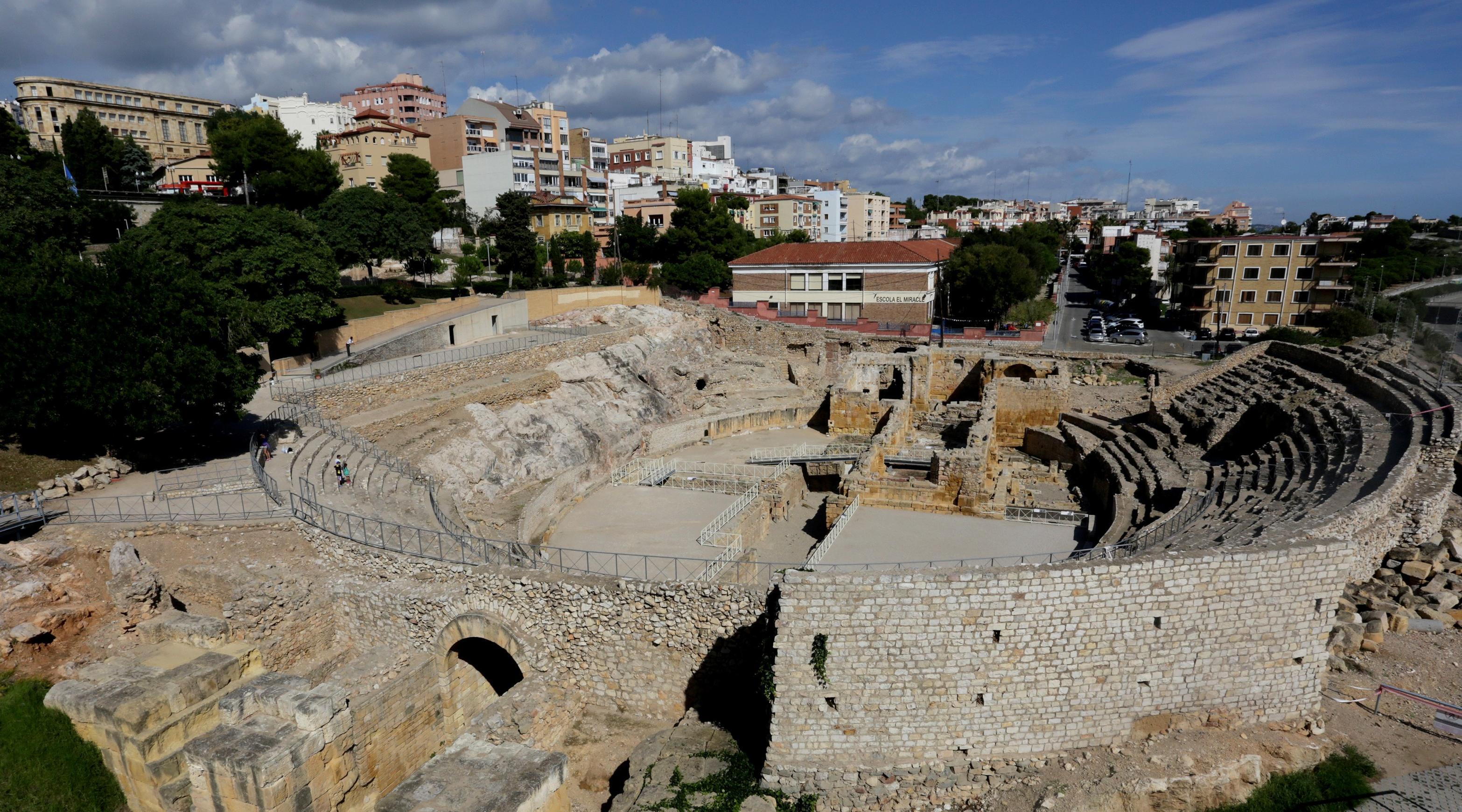 Valorar el servei El estado de los monumentos de Tarragona