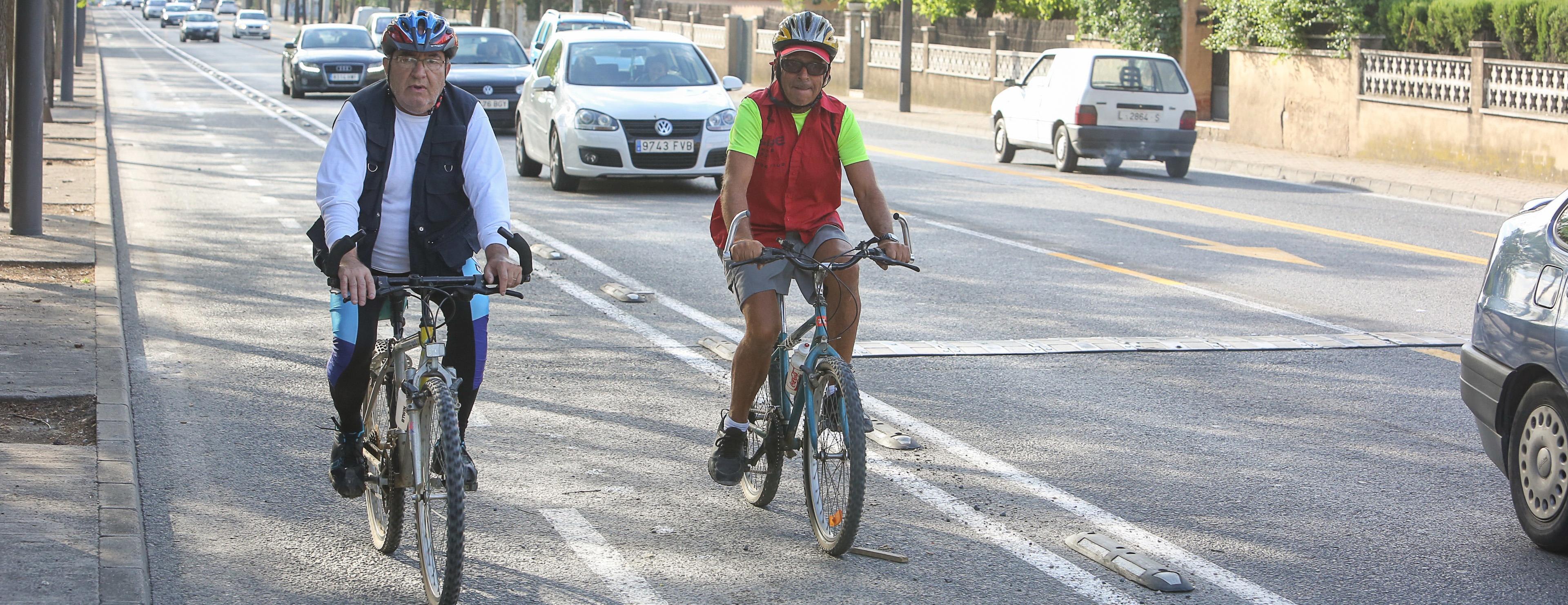 Valorar el servei Carril bici en Reus