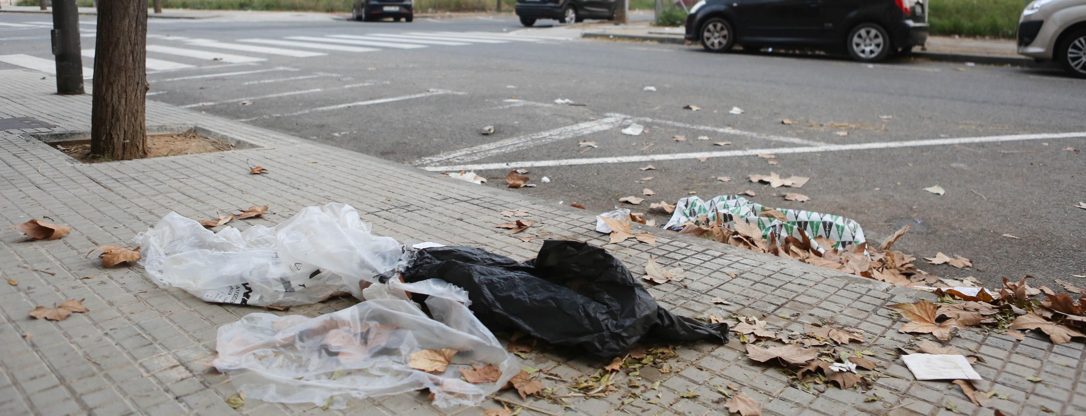 Valorar el servei La limpieza de las calles en Reus