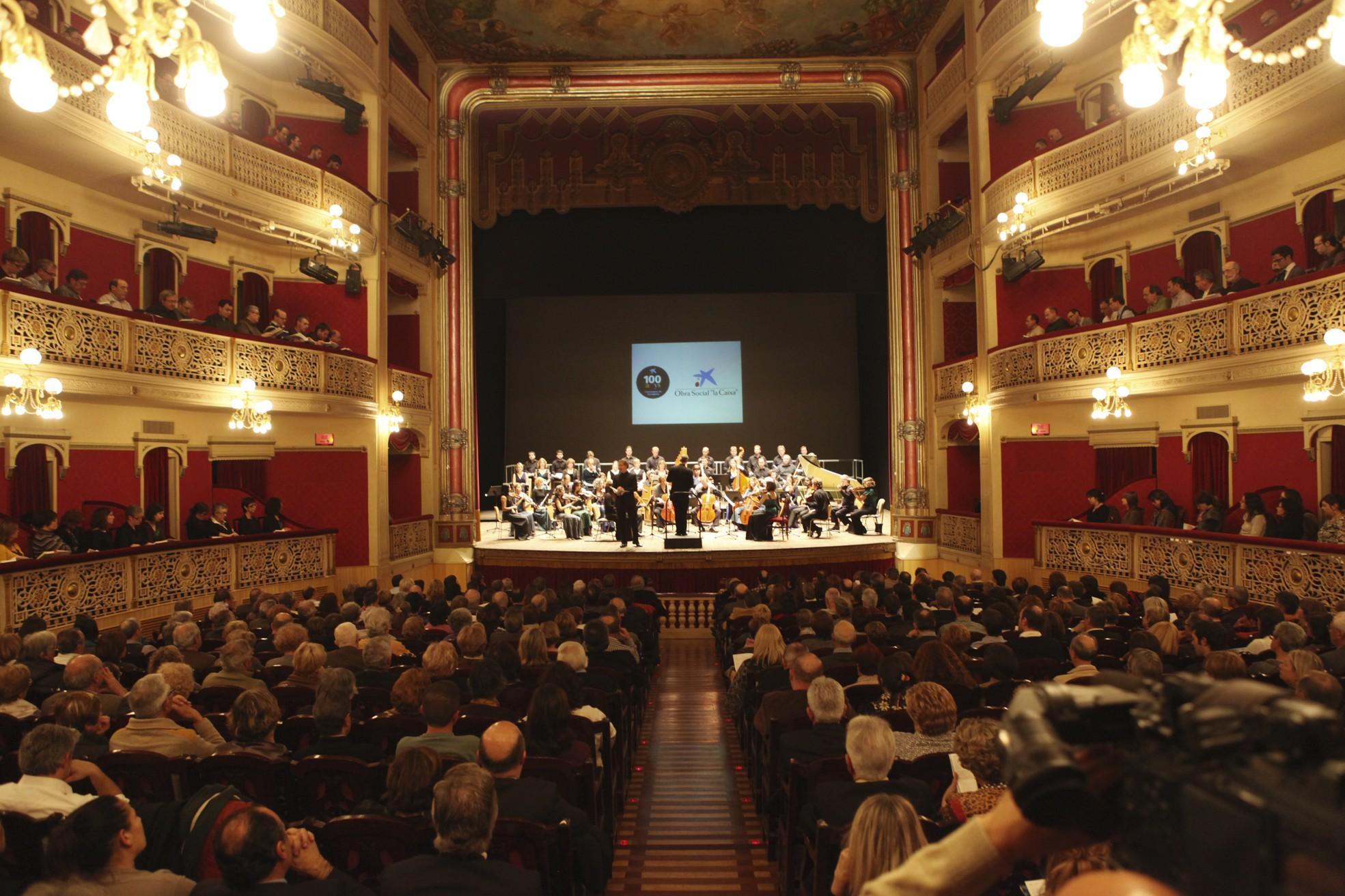 Valorar el servei Oferta cultural en Reus