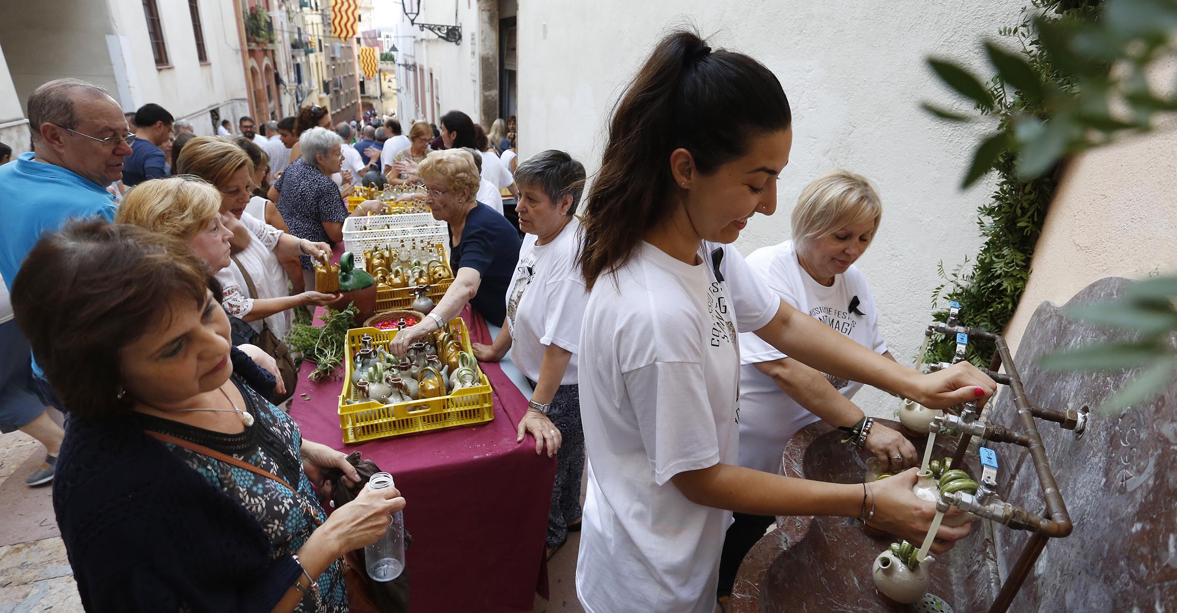 Votar per la festa Sant Magí de Tarragona