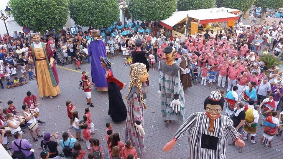 Votar per la festa Festa Major de Vallmoll