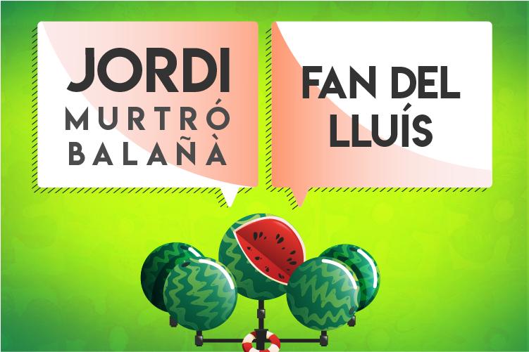 Votar per la festa Jordi Murtró