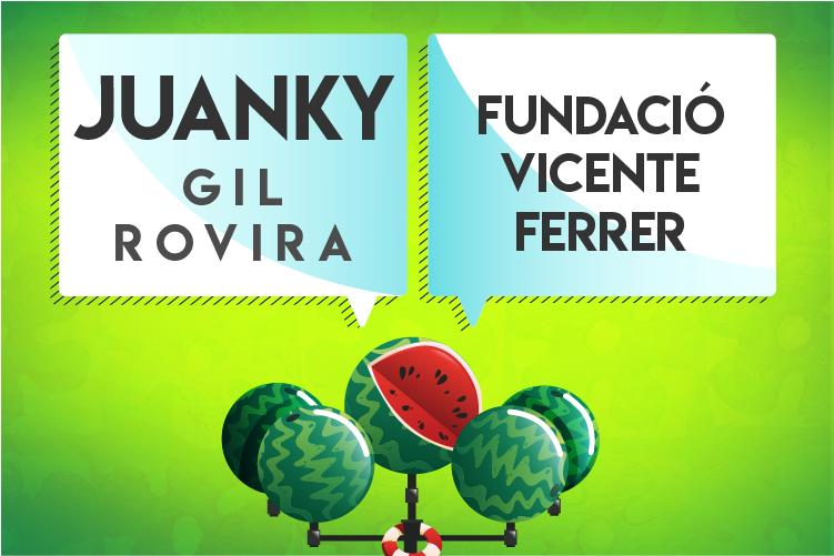 Votar per la festa Juanky Gil