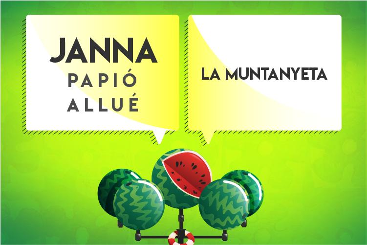 Votar per la festa Janna Papió
