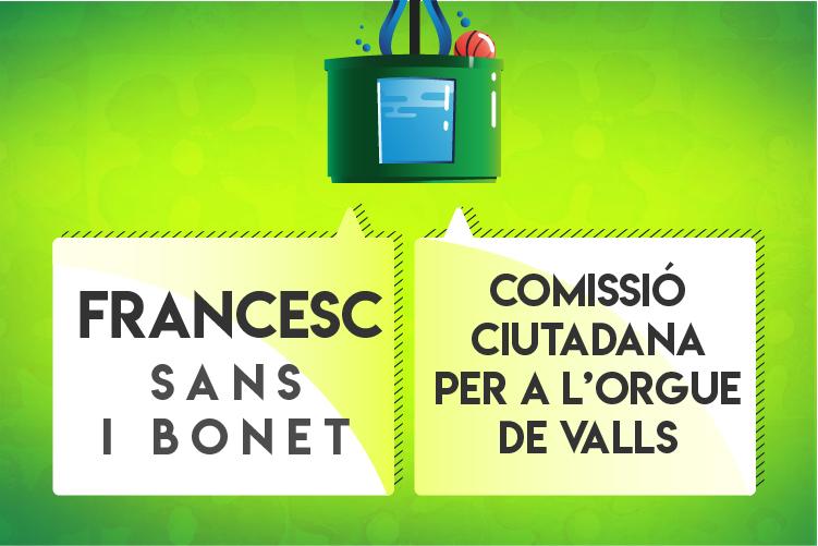 Votar per la festa Francesc Sans i Bonet