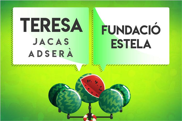 Votar per la festa Teresa Jacas