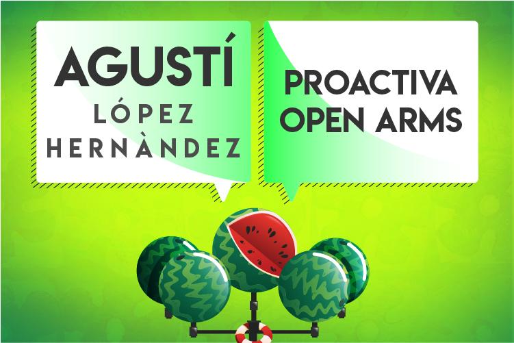 Votar per la festa Agustí López Hernández