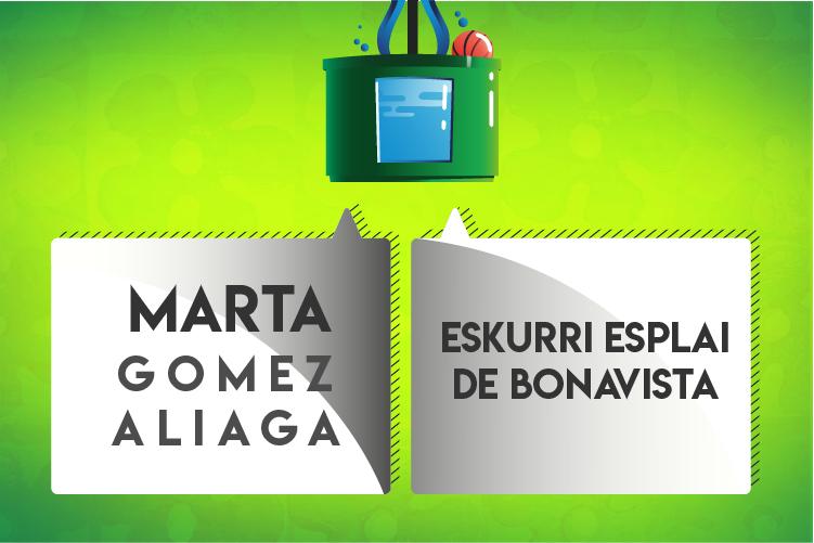 Votar per la festa Marta Gómez