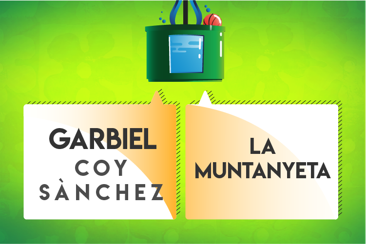 Votar per la festa Gabriel Coy