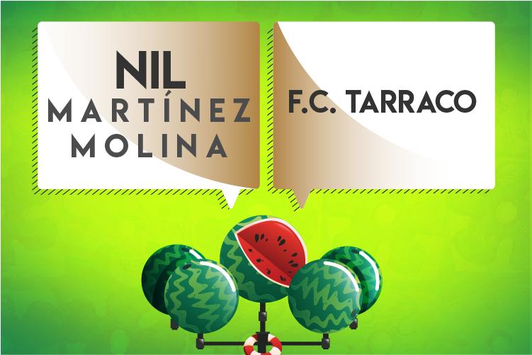Votar per la festa Nil Martínez
