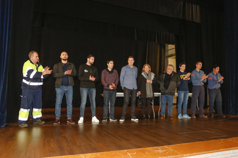 Votar per la festa Los 11 héroes de Sant Pere i Sant Pau