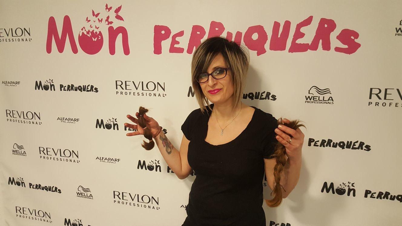 Votar per la festa Montse Potas: cabellos contra el cáncer